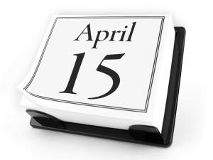 April 15 1